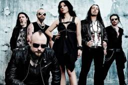 Lacuna Coil - Trip The Darkness