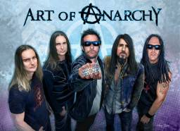 Art of anarchy - Til The Dust Is Gone