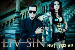 Liv Sin feat. Jyrki 69 (The 69 Eyes) - Immortal Sin