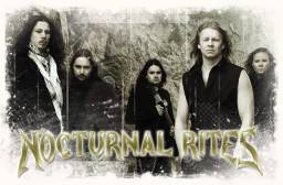 Nocturnal Rites - Repent My Sins