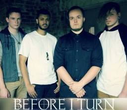 Before I Turn - Sleep (lyric)