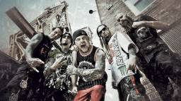 Five Finger Death Punch - Under And Over It