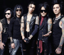 Black Veil Brides - The Vengeance