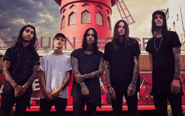 Bad Omens - Burning Out