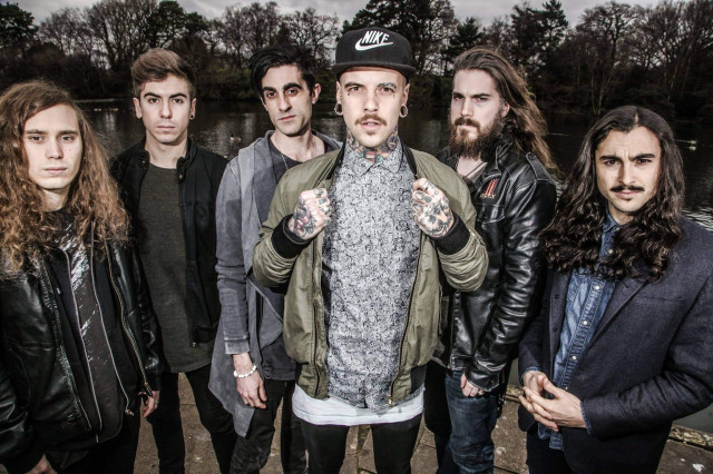Betraying The Martyrs - Parasite
