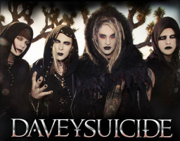 Davey Suicide - Animal feat. Gustav Wood