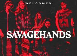 Savage Hands - Red