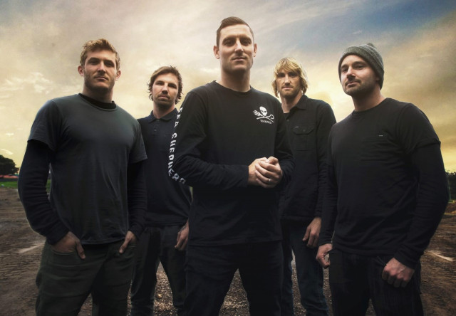 Parkway Drive - The Void (LIVE)
