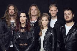 Delain - Fire With Fire (live)