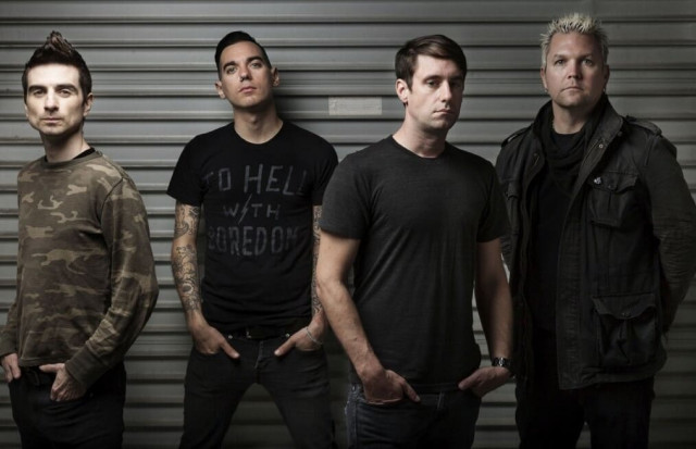 Anti-Flag - Hate Conquers All
