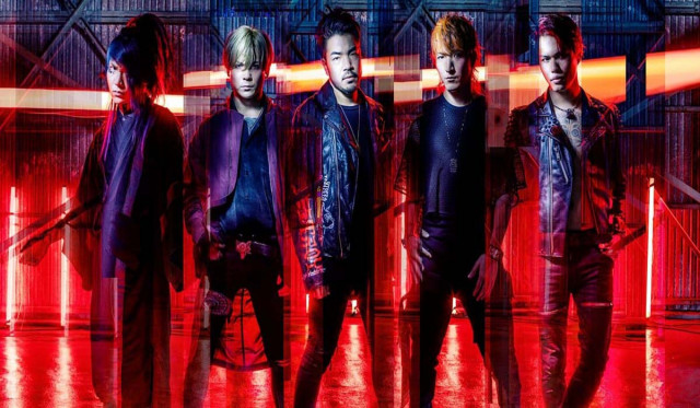 Crossfaith - Endorphin